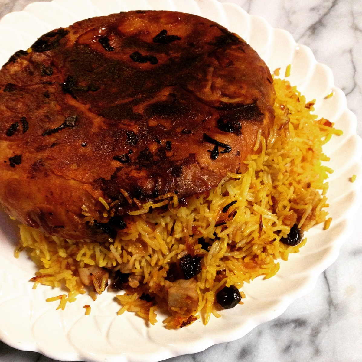 Sour Cherry Rice