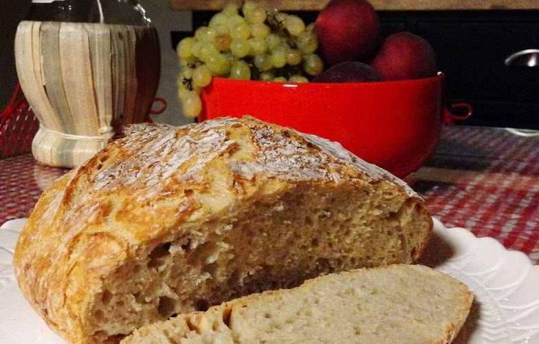 No-Knead Bread: Baking with Kids