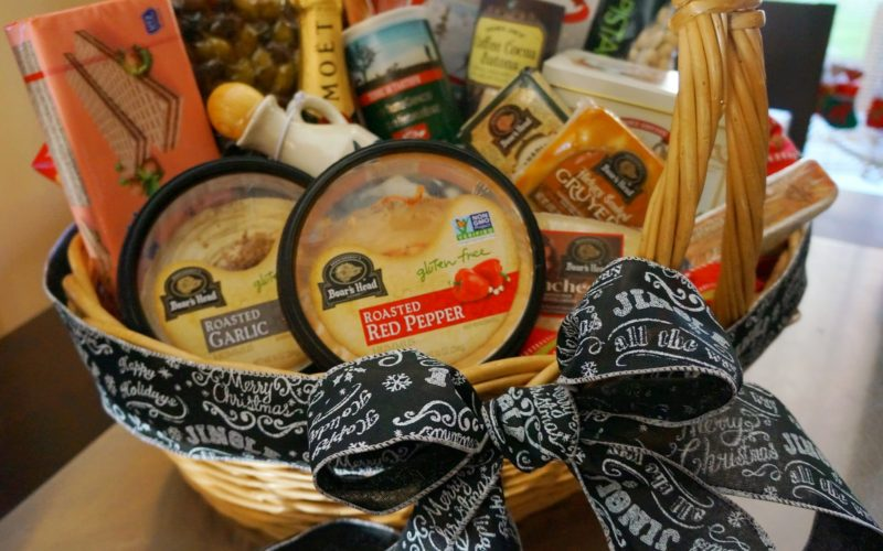 Easy Entertaining with Boar's Head Hummus