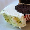 Chocolate Basil Cake