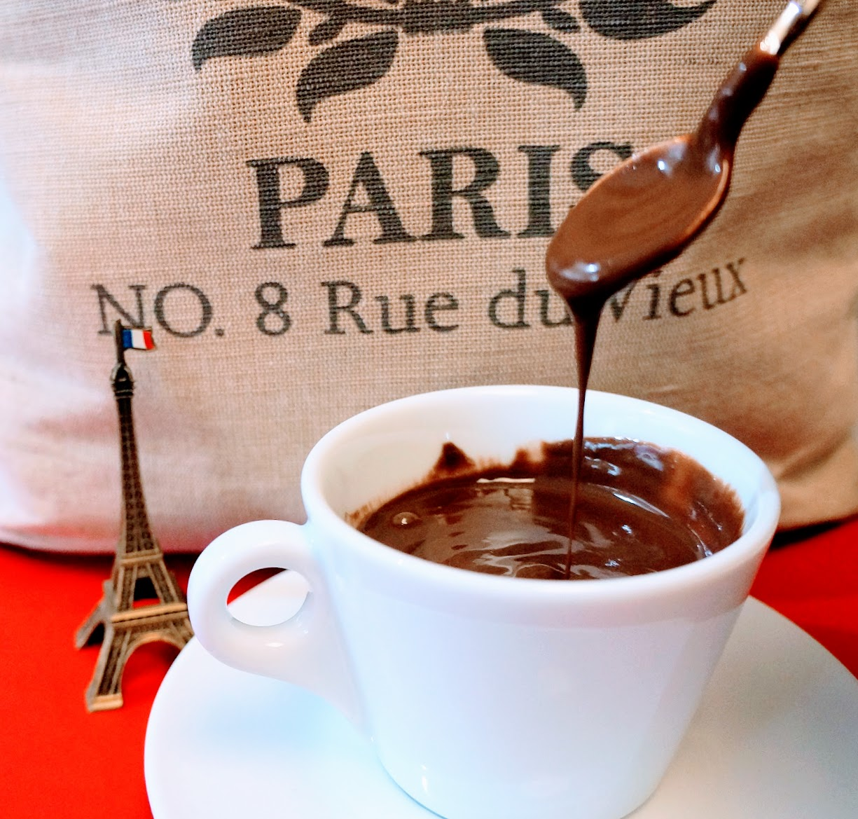 Parisian Hot Chocolate Recipe: Chocolat Chaud