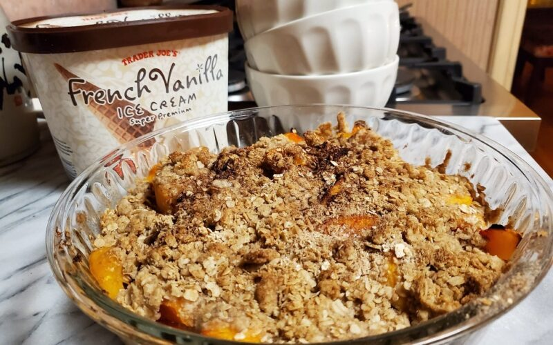 Wood Ranch Mom's Deep Dish Cobbler Copycat Recipe (Gluten-Free)